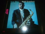 HANK CRAWFORD/TRUE BLUE