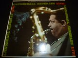 CANNONBALL ADDERLEY/LIVE!