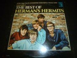 画像1: HERMAN'S HERMITS/THE BEST OF HERMAN'S HERMITS VOLUME 2