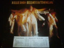 画像1: WILLIE BOBO/HELL OF AN ACT TO FOLLOW