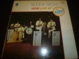 BUDDY RICH/VERY LIVE AT BUDDY'S PLACE