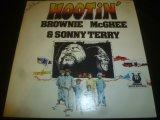 BROWNIE McGHEE & SONNY TERRY/HOOTIN'