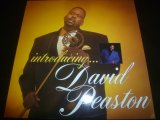 DAVID PEASTON/INTRODUCING ... DAVID PEASTON