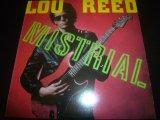 LOU REED/MISTRIAL
