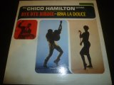CHICO HAMILTON QUINTET/PLAYS THE SELECTION FROM BYE BYE BIRDIE - IRMA LA DOUCE