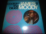 JAMES MOODY/COOKIN' THE BLUES