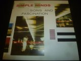 SIMPLE MINDS/SONS AND FASCINATION