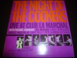 FREDDIE HUBBARD/THE NIGHT AT THE COOKERS  VOL.1