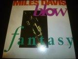"MIES DAVIS/BLOW (12"")"
