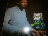 JIMMY SMITH/PLAYS FATS WALLER
