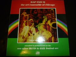 画像1: ART ENSEMBLE OF CHICAGO/BAP-TIZUM