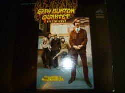 画像1: GARY BURTON QUARTET/IN CONCERT