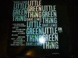 DAVE LEWIS/LITTLE GREEN THING